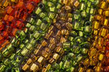 Free Beads Surface Stock Photography - 30644912
