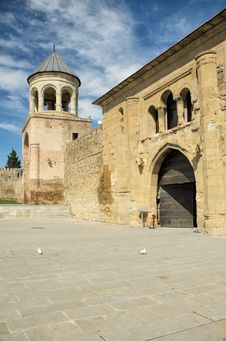 Free Monastery, Orthodox, Citadel Royalty Free Stock Photos - 30647468
