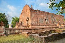 Free Wat Maheyong, Ancient Temple And Monument, Ayutthaya, Thailand Royalty Free Stock Photo - 30650705