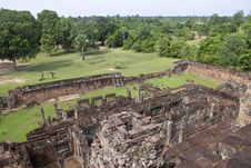 Free Angkor Temple Bakong Stock Images - 30650804