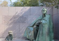 Free Roosevelt Memorial Stock Images - 30655064