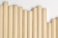 Free Wooden Pencils Royalty Free Stock Photography - 30656577