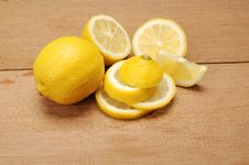 Free Lemon Fruit Stock Image - 30656591