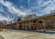 Free Old Train Station Royalty Free Stock Photo - 30657045