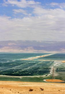 Free Dead Sea, Israel Royalty Free Stock Image - 30657806