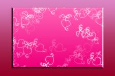 Free Abstract Pink Background Royalty Free Stock Image - 30659186