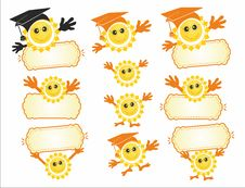 Free Sun Child Pattern Royalty Free Stock Images - 30659679
