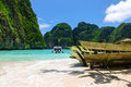 Free Old Boat On The Beach Royalty Free Stock Photos - 30667748