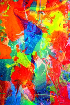 Free Abstract Combination Of Colors Stock Image - 30662301