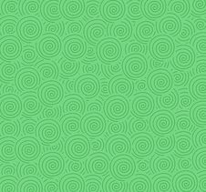 Free Background From Green Curls Stock Photo - 30663140
