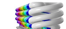 Free Fluorescent Bulbs Royalty Free Stock Photo - 30664575