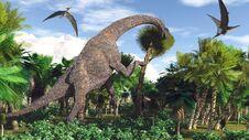 Free Dinosaur Stock Photos - 30665763