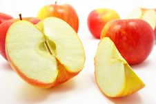 Free Apples Royalty Free Stock Image - 30666916