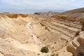 Free Judea Desert Wadi. Stock Photos - 30677693