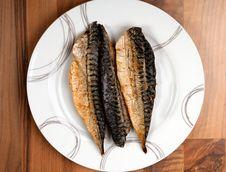 Free Smoked Mackerel Royalty Free Stock Image - 30670336