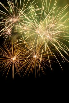 Free Fireworks Royalty Free Stock Photo - 30670775