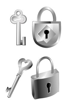 Free Keys & Locks Royalty Free Stock Photos - 30672928