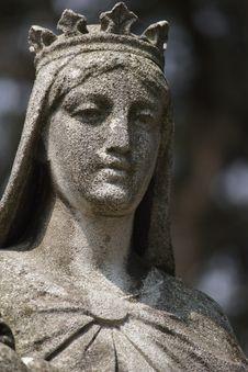 Virgin Mary Stock Image
