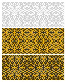 Free Circle Spiral Pattern Background Stock Photos - 30680133