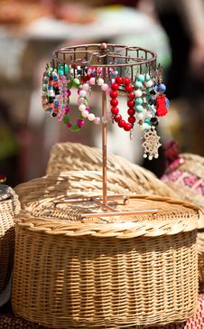 Free Colourful Beads Stock Photos - 30682803