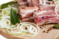 Free Raw Meat Stock Photography - 30683382