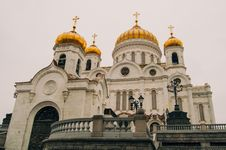 Free Cathedral Of Christ The Saviour Stock Photography - 30685782