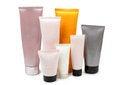 Free Plastic Tubes Lotion Stock Photo - 30691220