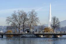 Geneva Stock Photo