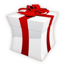 Free Present Box Royalty Free Stock Images - 30692809
