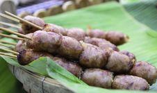 Free Sausage Royalty Free Stock Images - 30695479