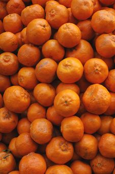 Free Oranges Royalty Free Stock Photo - 30696955