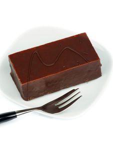 Free Creamy Mousse Cake Royalty Free Stock Photos - 30699028