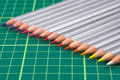 Free Coloured Pencils Royalty Free Stock Photography - 3070357