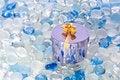 Free Fancy Box On Glass Balls Royalty Free Stock Photos - 3071248