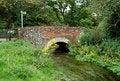Free Stream Under The Bridge Stock Photo - 3075390