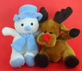 Free Christmas Buddies Stock Images - 3077404
