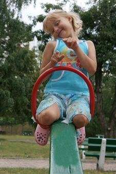 Free Balance Swing Royalty Free Stock Images - 3070749