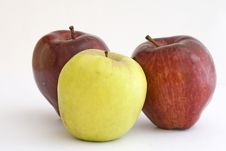 Aplle Fruit Stock Photography