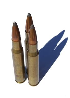 Free Three Bullets Stock Photo - 3071880