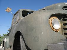 Free Antique Truck Stock Photos - 3071923