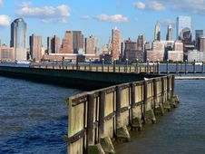 Free Lower Manhattan 11 Stock Photography - 3071972