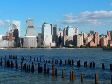 Free Lower Manhattan 15 Stock Photo - 3071990