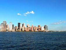 Free Lower Manhattan 24 Stock Photo - 3072030