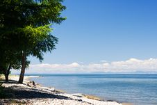 Free Baikal Lakeside Royalty Free Stock Image - 3072166