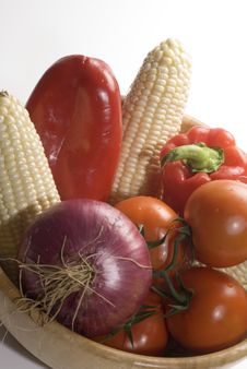 Free Fresh Vegetables Stock Images - 3072184