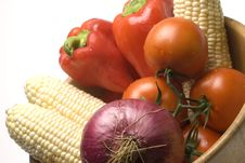Free Fresh Vegetables Stock Images - 3072204