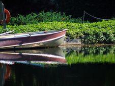 Free Row Boat Stock Photography - 3072362