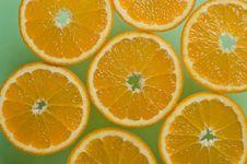 Free Oranges Stock Photography - 3073112