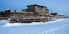 Free Wooden Barge Stock Photos - 3073173