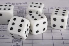 Free Dice Royalty Free Stock Images - 3073709